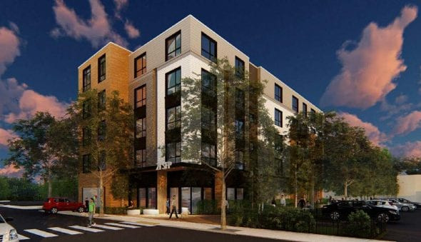 Bridgeline Exteriors is awarded 21 Soldiers Field, in Boston, MA, by Dellbrook