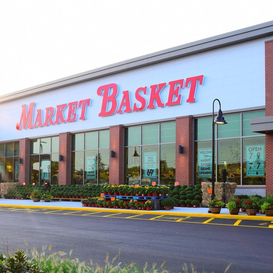 Bridgeline Exteriors is awarded Market Basket in Maynard by Nittany Construction