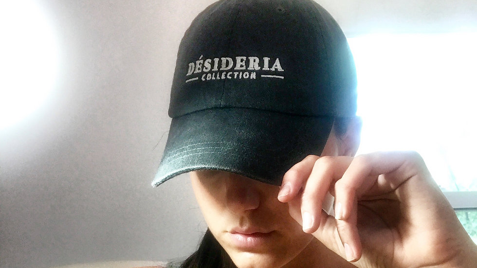 Désideria Logo Hat