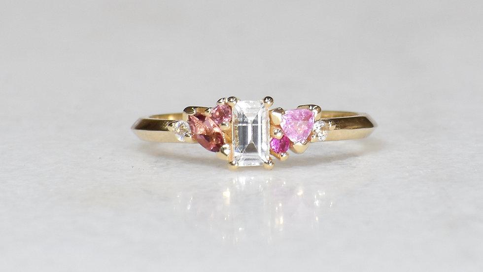 Cindi Mini Cocktail Ring