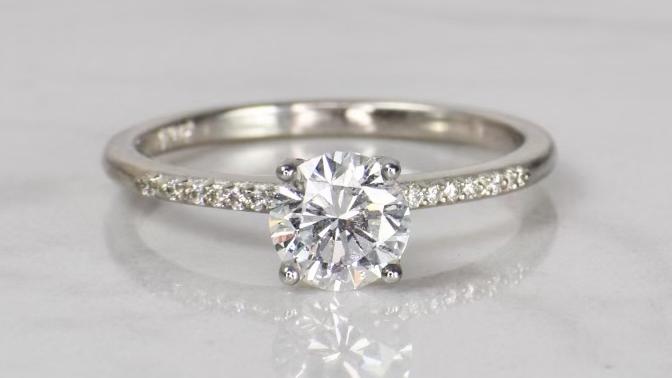 Samantha Engagement Ring