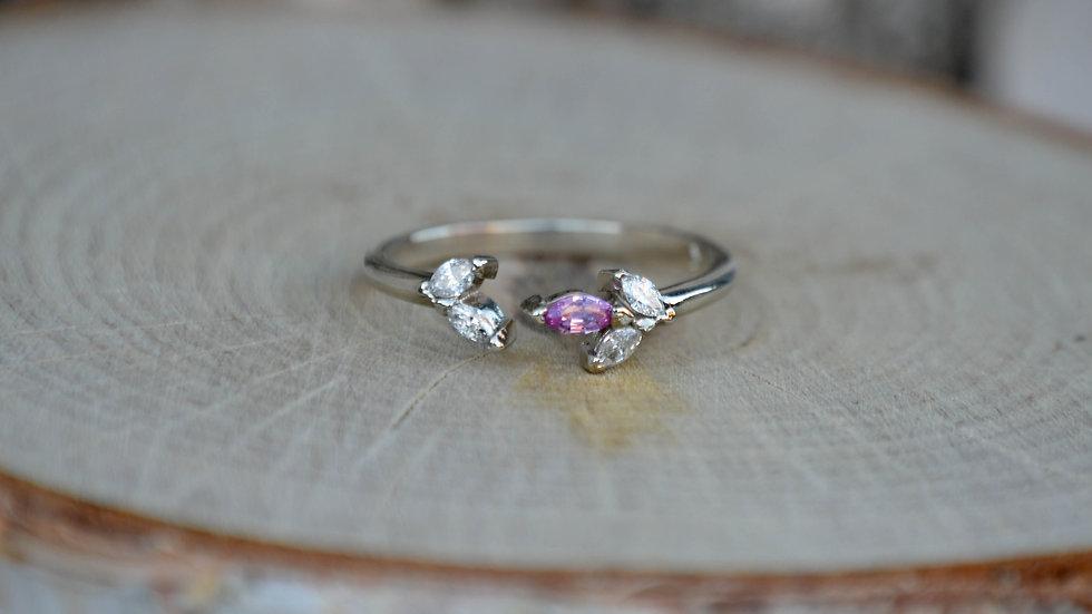 Aurora Split Ring