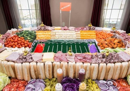 Spice Up Your Football Parties With Some Unique Food & Drinks