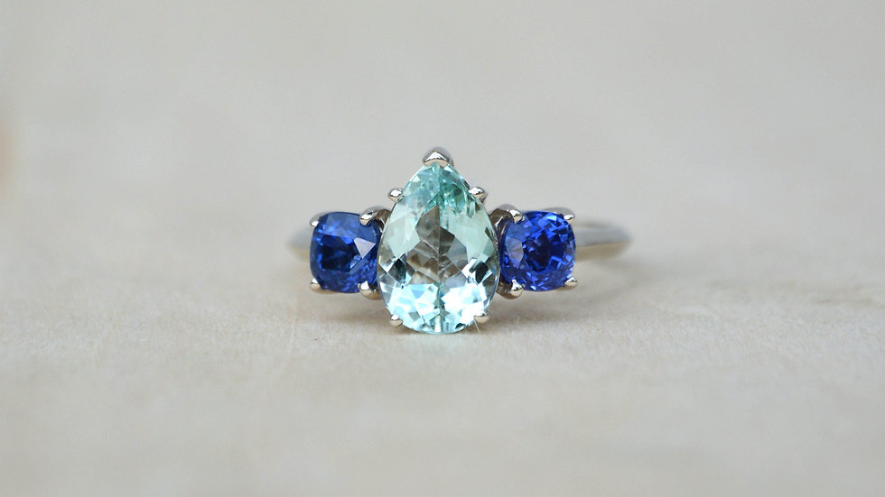 Jasmine Cocktail Ring
