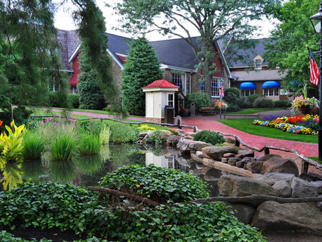 It's Time to Go & Enjoy Peddlers Village!