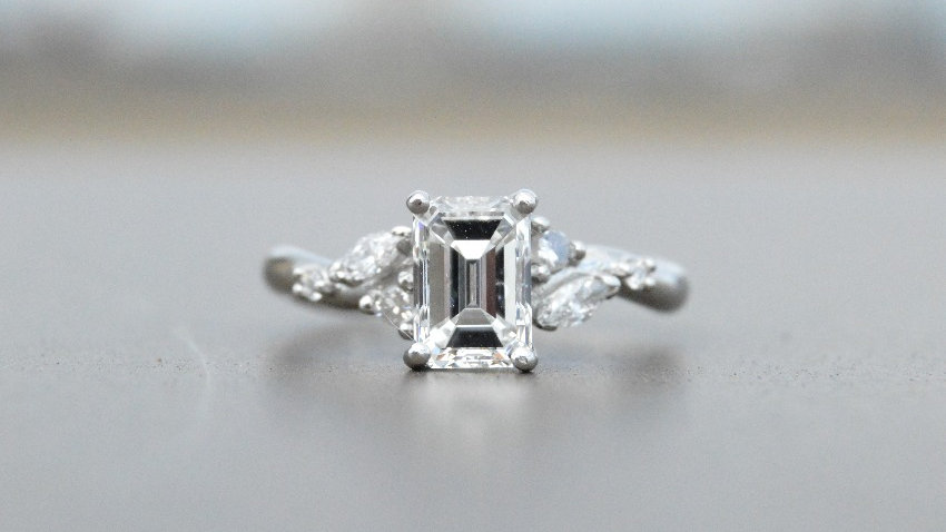 Alexandra Engagement Ring