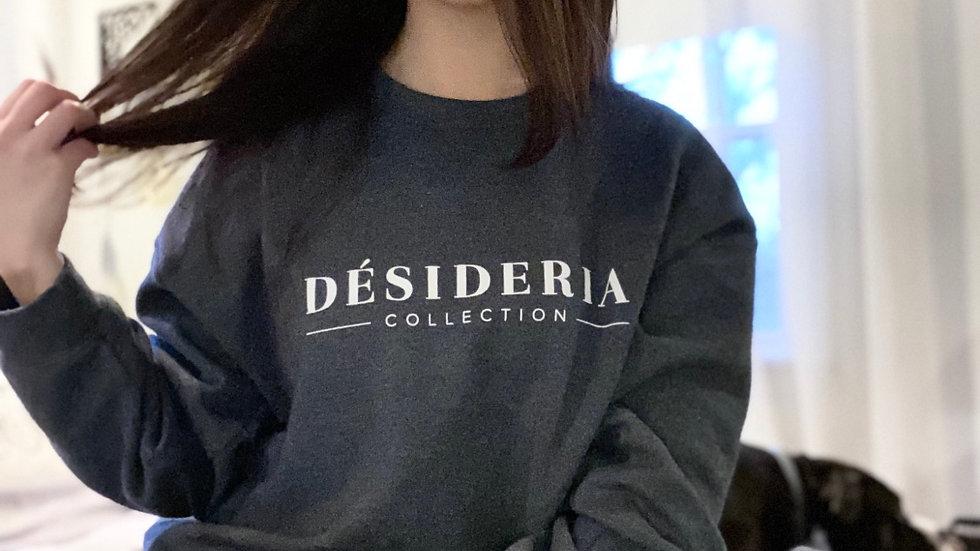 Désideria Crewneck Sweatshirt