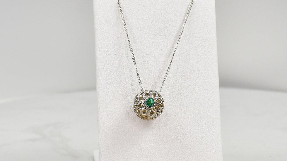 Fatima 3.0 - Emerald/Sterling