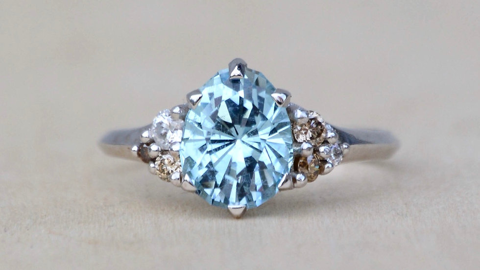 Melody Cocktail Ring