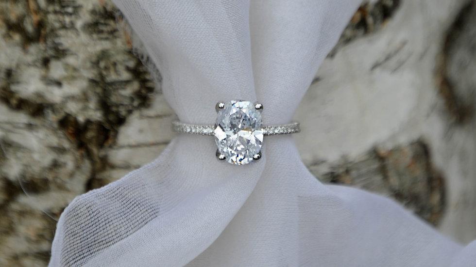 Olivia Engagement Ring