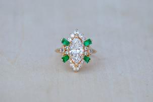 Victoria Engagement Ring