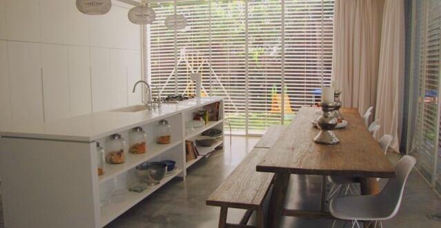 בית בעין ורד - המטבח