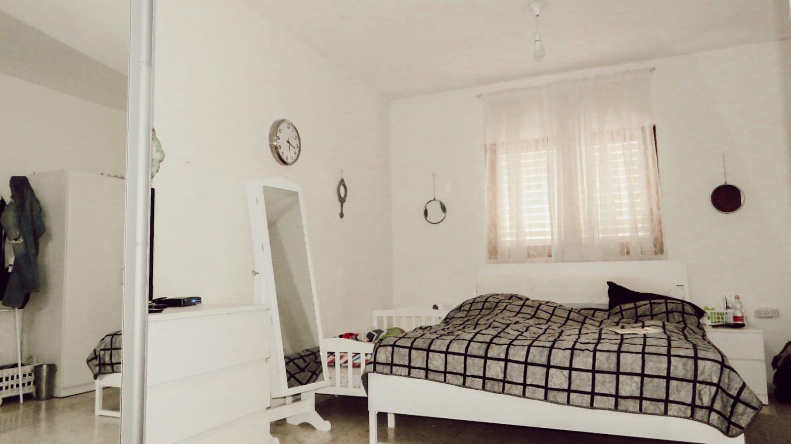 בית למכירה בחרוצים- חדר השינה הגדול