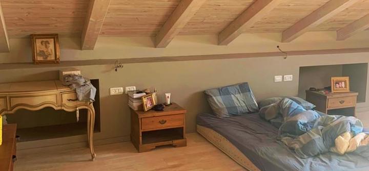 חדר ילדים בעליית הגג