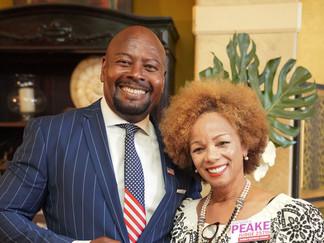Clarence & Judge Sandra Peake.jpeg