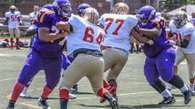 New York Legion @ Queens Vikings Game Recap