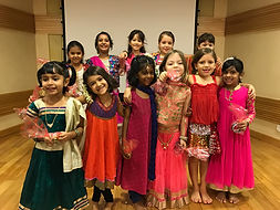 Dance and Tonic Singapore - Kids Private Classes Zumba Kids Bollywood Class