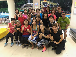 Dance and Tonic Singapore - Corporate Wellness Classes Zumba Bollywood Fitness