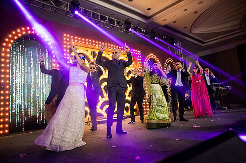 Weeding and Sangeet Dance Singapore