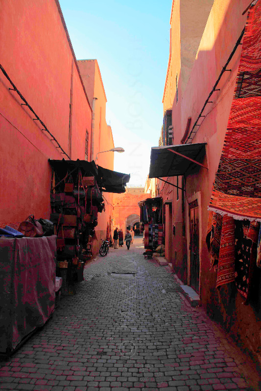 Marrakech - foto: Mzximvs VdB - Flickr Creative Commons