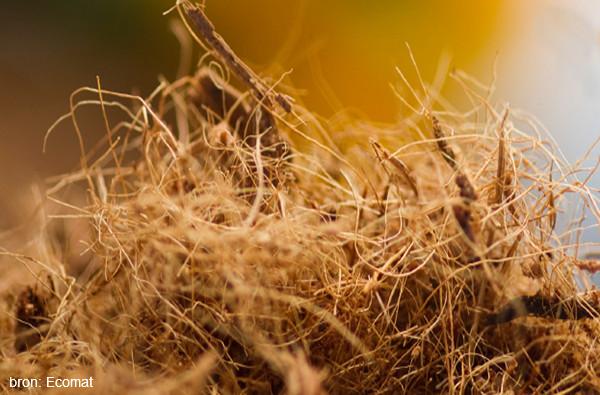 kokosisolatie - bron: Ecomat