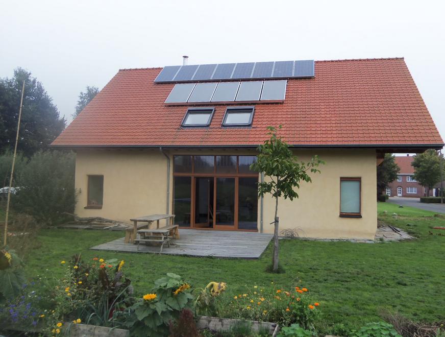 Ecobouwers Opendeur Beernem
