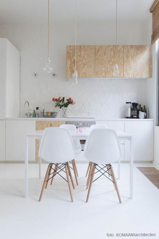 Knappe Keukens In Multiplex