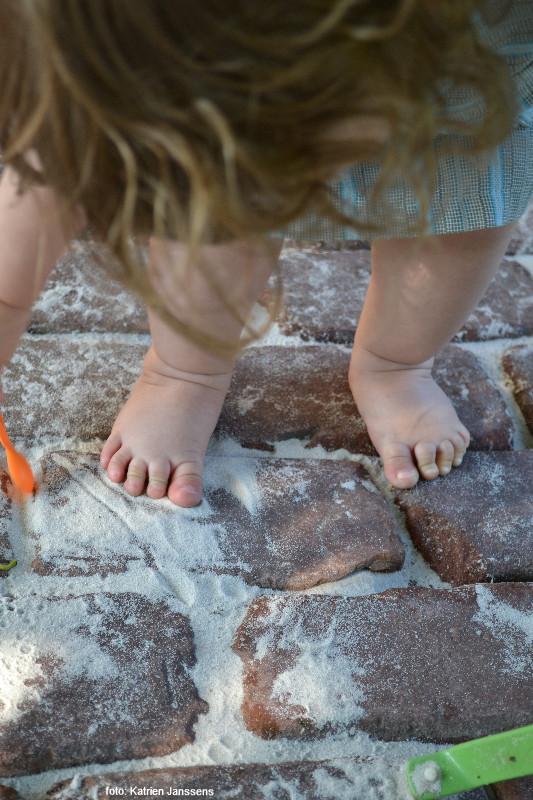 recuperatie kleiklinkers - bron: Katrien Janssens