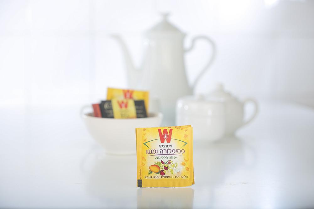 תה פירות הגן הקסום ויסוצקי