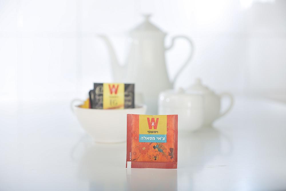 תה צאי מסאלה ויסוצקי