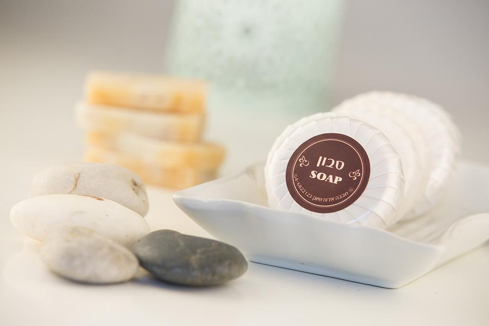 סבון עגול 40 גרם