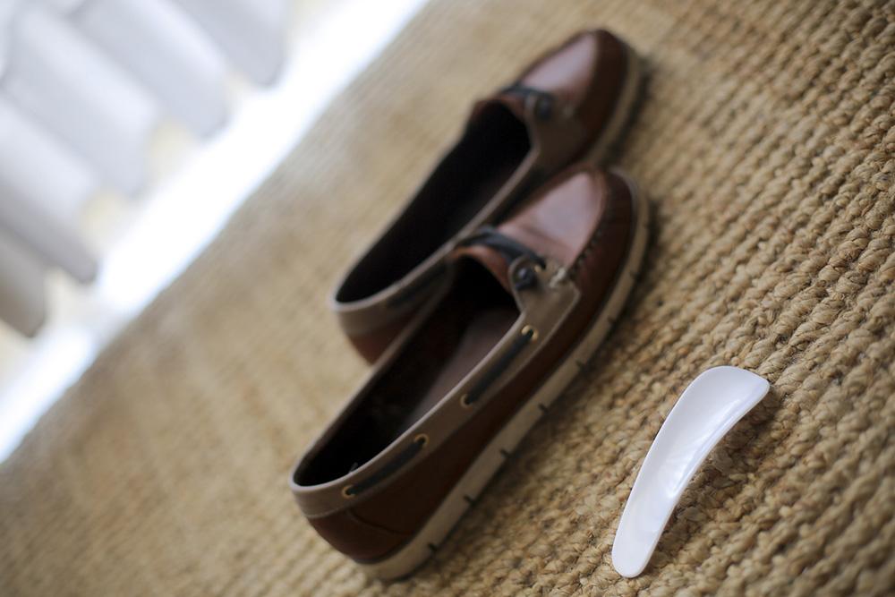 כף לנעל