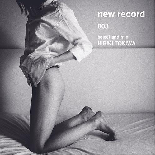 new record 003