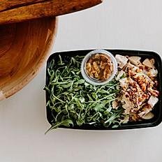 Waldorf Chicken Salad w/Spiced Nuts