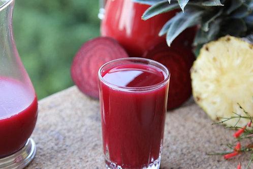 Purple Pineapple Juice Pack (Five 8 oz Juices)