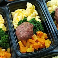 GCF Paleo Breakfast Plate