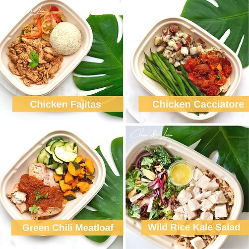 Meal Prep Hawaii - Good Clean Food Hawai