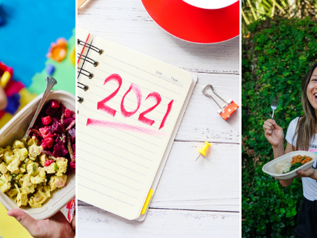 Get the Most Out of Your Meal Prep in 2021