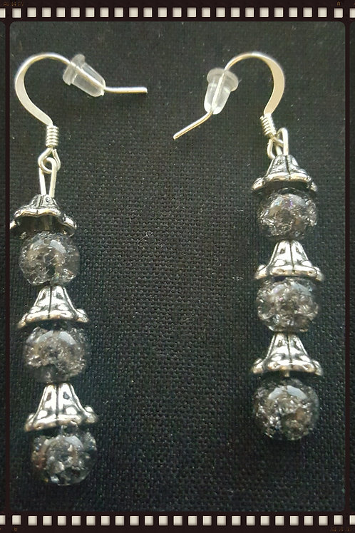 Silver & Black Unique