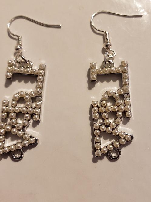 GPD Pearls Earrings