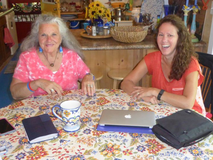 Intergenerational Mentoring Relationships
