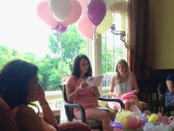 """""""It's a Baby Shower"""""""