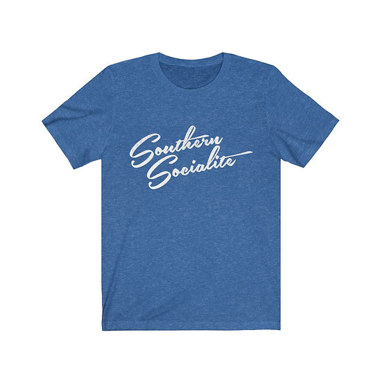 Southern Socialite Unisex Jersey Short Sleeve Tee