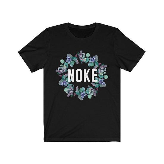 NOKE Unisex Jersey Short Sleeve Tee