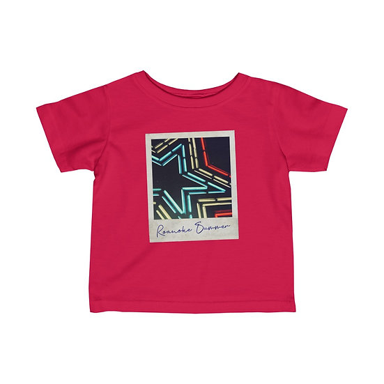 Instant Star Infant Fine Jersey Tee