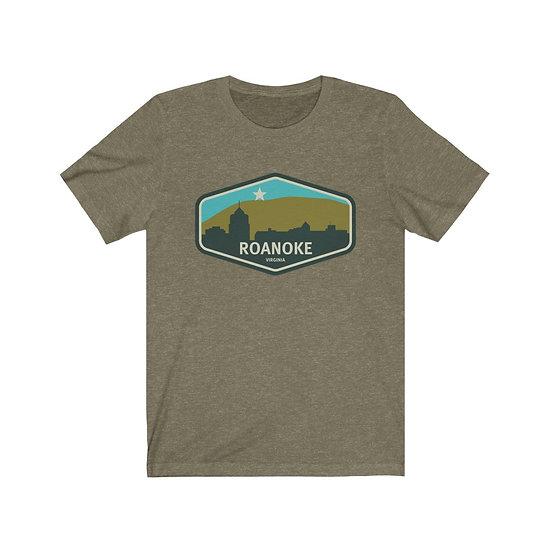 Mill Mountain Unisex Jersey Short Sleeve Tee