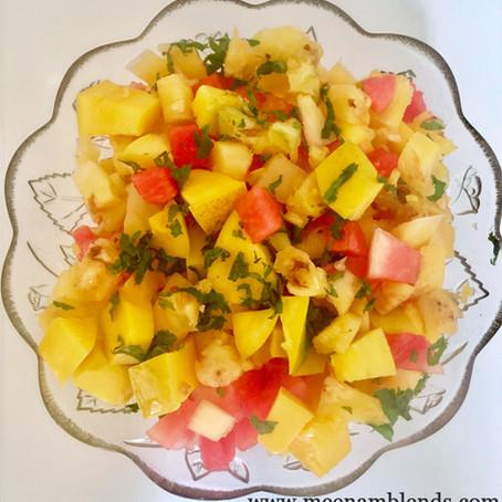 MANGO FRUITS SALAD