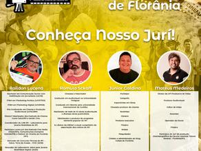 Conheça o time de jurados que irá participar do 2º Festival de Cinema de Florânia