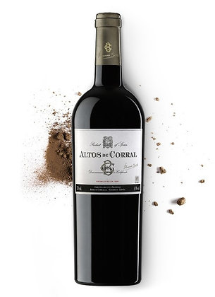 ALTOS DE CORRAL SINGLE ESTATE  CRIANZA