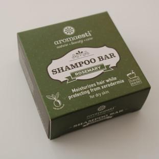 Review: Aromaesti Shampoo Bar Olijfolie (normaal haar)